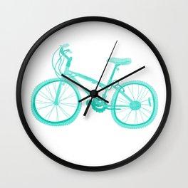 No Mountain Bike Love? Wall Clock