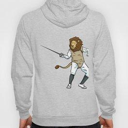 Fencing Gift Sabre Sword Foil Martial Arts Hoody