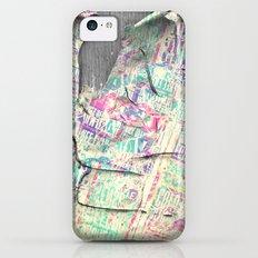 Decollage - for iphone Slim Case iPhone 5c