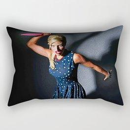 Psycho Girlfriend Rectangular Pillow
