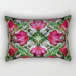 Ring of Harmony Rectangular Pillow