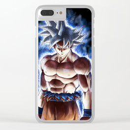 Ultra fighter z Clear iPhone Case