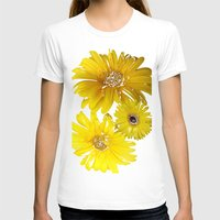 daisies T-shirts featuring Daisies by Regan's World
