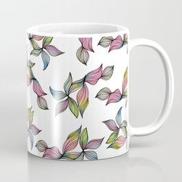 Petal Power - Rainbow Coffee Mug