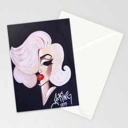 Miss Marilyn Stationery Cards