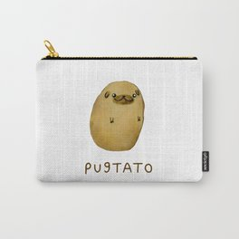 Pugtato Pugtato Carry-All Pouch
