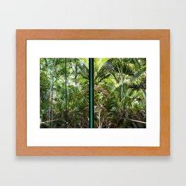 Lushness Framed Art Print