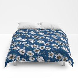 Meadow Wildflowers Comforters