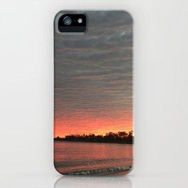 Goleta Sundown iPhone Case
