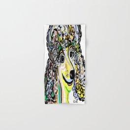 POODLE Soft Color Palette Hand & Bath Towel