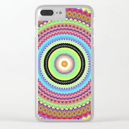 Kaleidoskop Clear iPhone Case