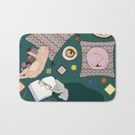 Hygge Kitten Bath Mat