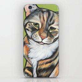 Kiwi the Kitty iPhone Skin