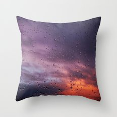 Weather Patterns #2 Throw Pillow
