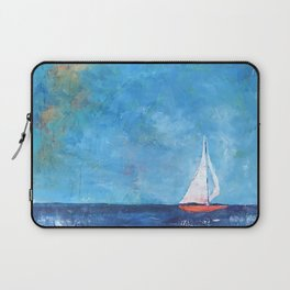 Nainy's Boat Laptop Sleeve