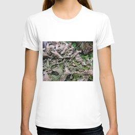 Life on a Fallen Tree T-shirt