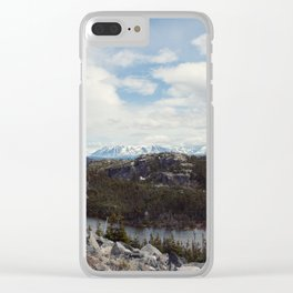 The Yukon Clear iPhone Case