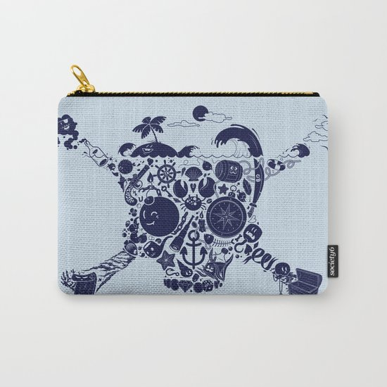 Pirates Stuff Carry-All Pouch