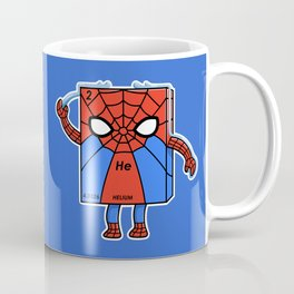 Superfluid Helium Coffee Mug