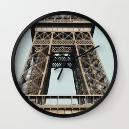 Eiffel No.1 Wall Clock