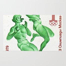 1979 XXII Summer Olympics Rug