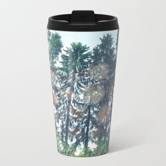 Wild Metal Travel Mug