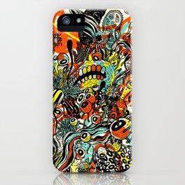 Triefloris iPhone Case