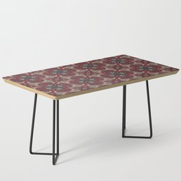 Doodle Whimsy Coffee Table