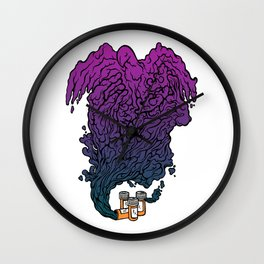 Magic Medicine Wall Clock