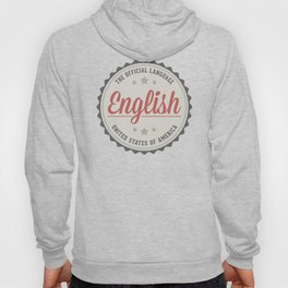 The Official Language Hoody
