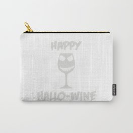 Happy Hallo-Wine Carry-All Pouch