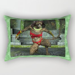 Defiance Rectangular Pillow