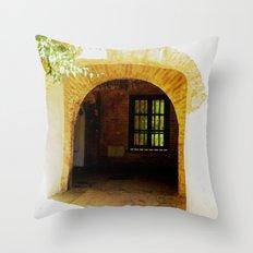 Sevilla' colour Throw Pillow