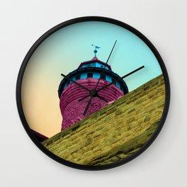 Nuremberg Wall Clock