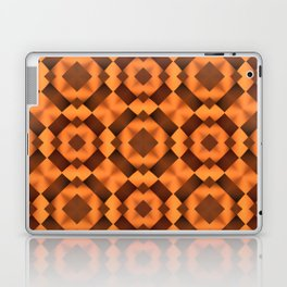 Pattern in Warm Tones Laptop & iPad Skin