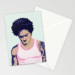 SINGGGER #1  |   Lenny Kravitz Stationery Cards