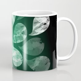 Abstract Water Drops XXX Coffee Mug