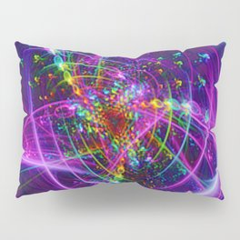 Blooming Colors Pillow Sham