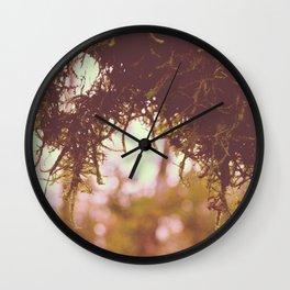 Fairy Fluff Wall Clock