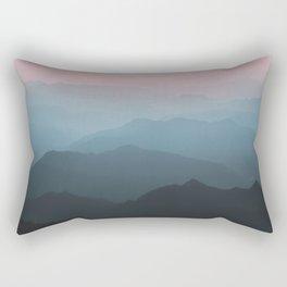 Rolling Hills Rectangular Pillow