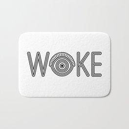 WOKE 2 Bath Mat