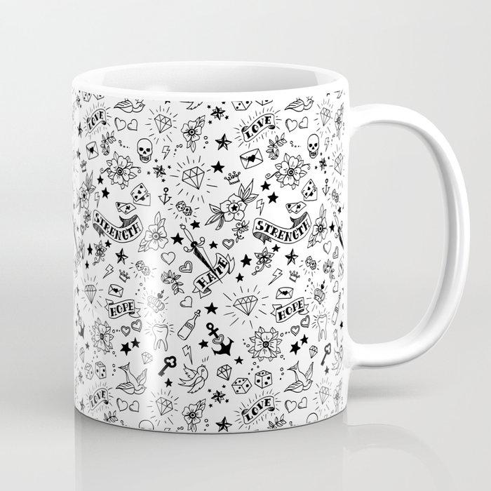 Traditional Tattoo Coffee Mug