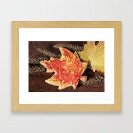 """""""Delicious Autumn"""" jjhelene design Framed Art Print"""