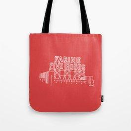Montréal - Farine Five Roses - White Tote Bag