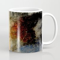 imagerybydianna Mugs featuring a new mantle for eve by Imagery by dianna