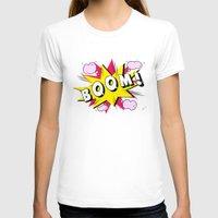 comics T-shirts featuring comics by mark ashkenazi