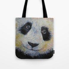 Panda Smile Tote Bag