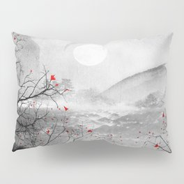 The red sounds and poems, Chapter II Pillow Sham