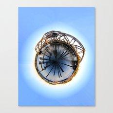 Polar Eye Canvas Print