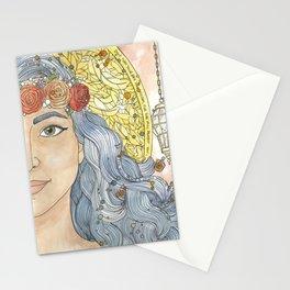 Lady Wisdom (Sophia) Stationery Cards